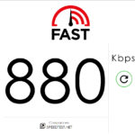 Netflix permite medir la velocidad de una conexión a internet