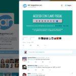Exigirán clave fiscal para registrar un dominio web en la Argentina