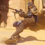 Así es Ana, la nueva heroína de Overwatch