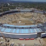 Así está hoy la nueva sede de Apple