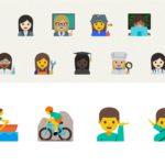 La igualdad de género llegó a los emojis tras un pedido de Google