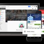 Google Play Family, para compartir aplicaciones con hasta seis amigos