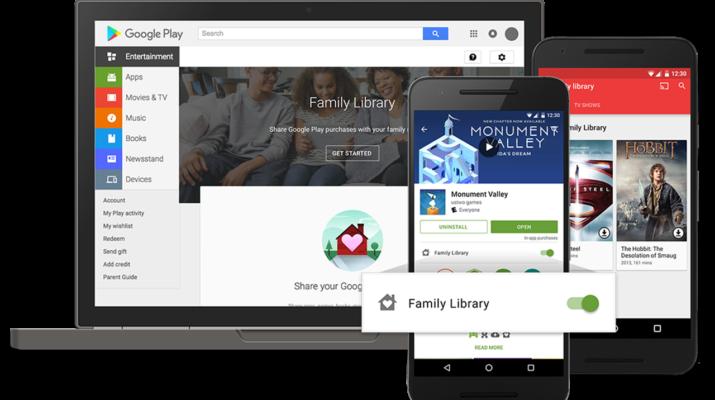Google Familia