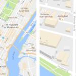 Google Maps ahora identifica zonas de interés