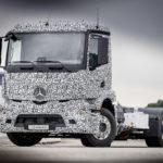 Mercedes-Benz Urban eTruck, el primer camión de reparto eléctrico