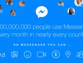 Messenger mil millones