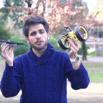 Review: mini drones de Parrot para jugar