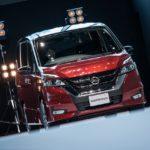 Serena, el debut de Nissan en el mundo de los autos con piloto automático