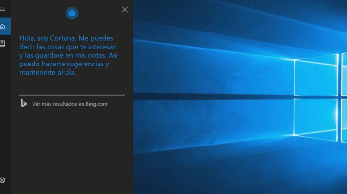 Cortana Mexico