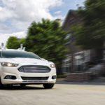 El vehículo autónomo de Ford llegará en 2021
