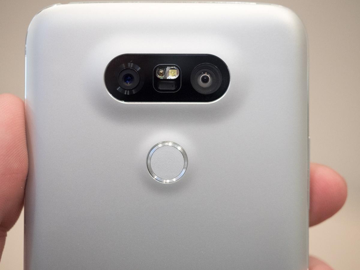 LG G5 camara dual