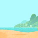 Google celebra Río con los juegos de Doodle Fruit Games 2016