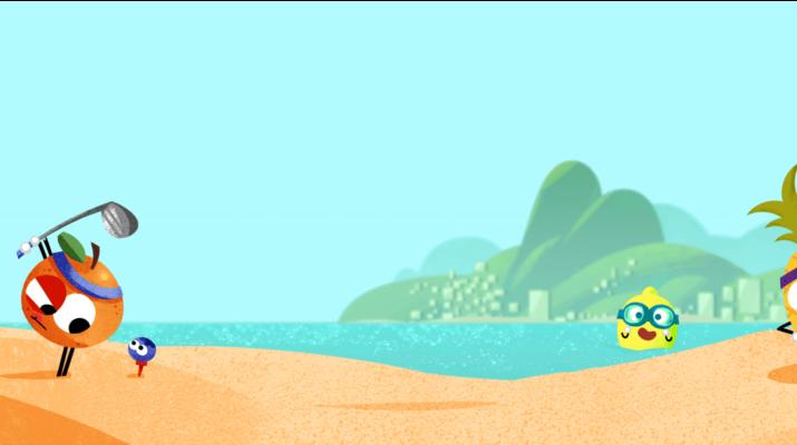Doodle Fruit Games 2016