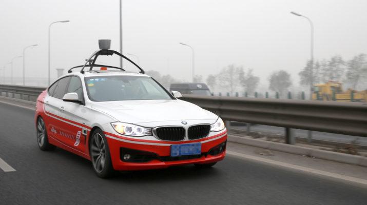Baidu Auto Autonomo