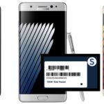 Cómo saber si un Samsung Galaxy Note 7 es seguro