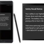 Samsung no dejará de enviar mensajes hasta que cambies tu Galaxy Note 7 fallado