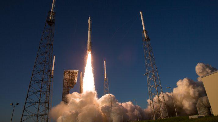 OSIRIS-REx lanzamiento