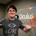Palmer Luckey, la ex joven promesa de Oculus, dejó Facebook