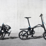 eF01, la primera bicicleta plegable con asistencia eléctrica de Peugeot