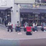 Adiós a las filas parados: Nissan presentó sillas que avanzan solas