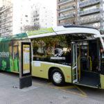 La Ciudad de Buenos Aires tiene un bus turístico híbrido