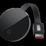 Google presentó el Chromecast Ultra