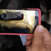 EEUU prohibió llevar Galaxy Note 7 en aviones