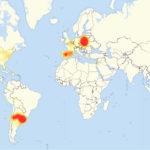 Google, sin servicio en la Argentina y Uruguay