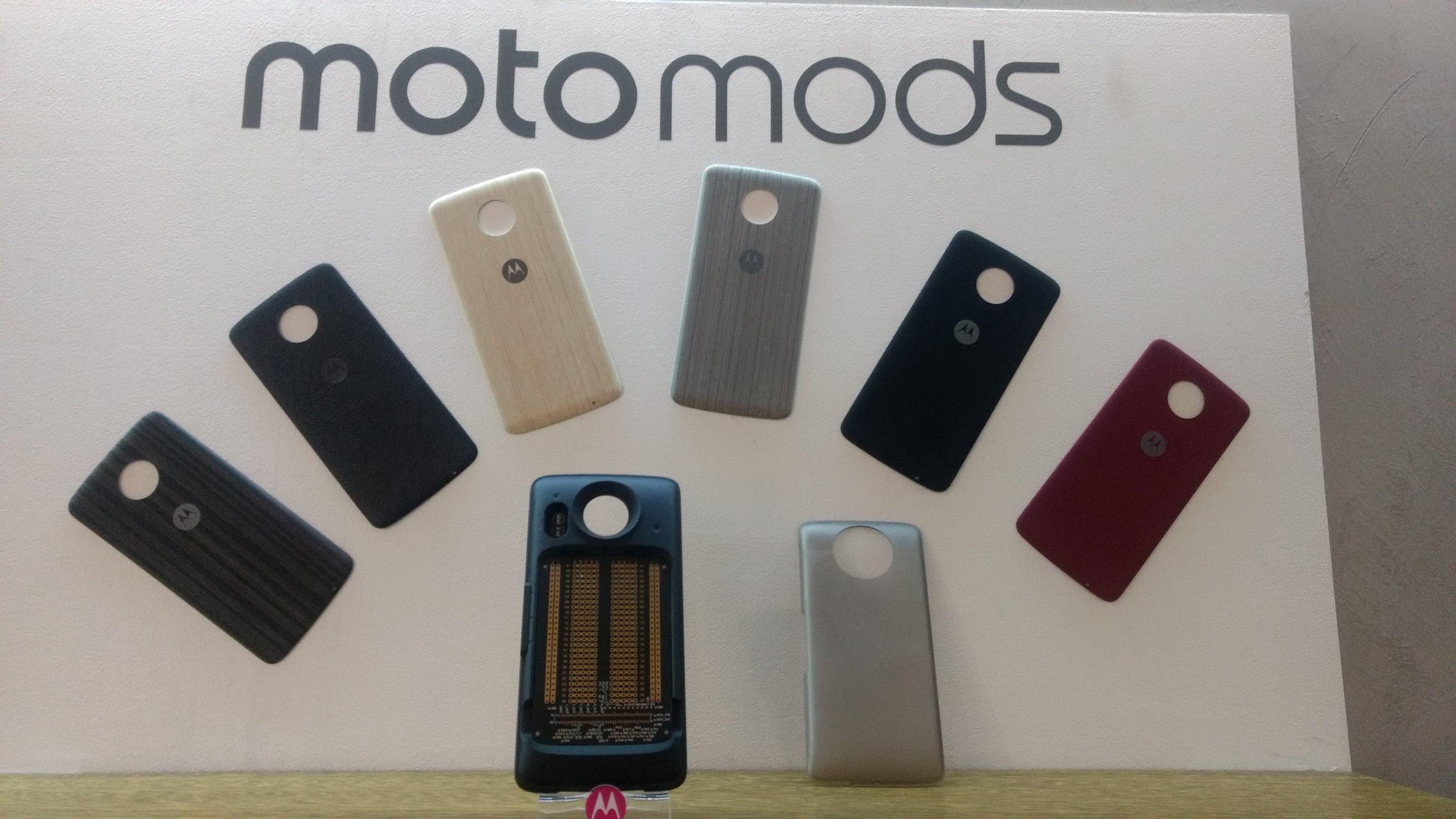 Moto Style Shells