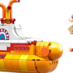 Lego presentó un set inspirado en Submarino amarillo de Los Beatles