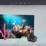 El nuevo Paint de Microsoft permite dibujar en 3D