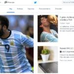 Twitter Moments, disponible en la Argentina
