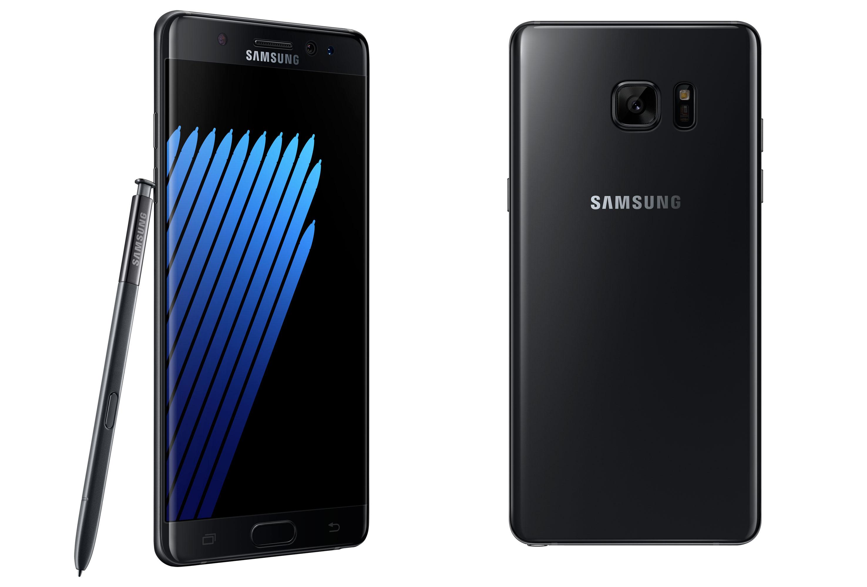 Samsung todavía no sabe por qué los Galaxy Note 7 se