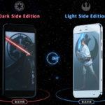Star Wars ahora tiene celular propio