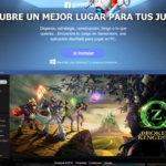 Gameroom: los juegos de Facebook se mudaron a la PC