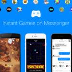 Pac-Man, Space Invaders y Galaga pueden jugarse ahora en Messenger de Facebook