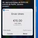 Siri ahora permite enviar dinero vía PayPal