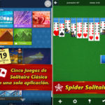 El Solitario de Microsoft, disponible para móviles Android o con iOS