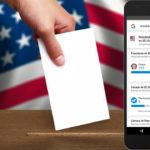 Las elecciones de los EEUU, también en Google y YouTube