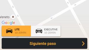cabify-executive