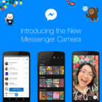 Facebook Messenger, ahora con una cámara que pone efectos como Snapchat