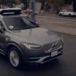 Uber tendrá una flota de 24.000 autos autónomos Volvo