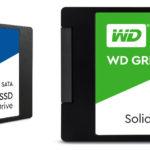 Los SSD WD Blue y WD Green, disponibles en la Argentina
