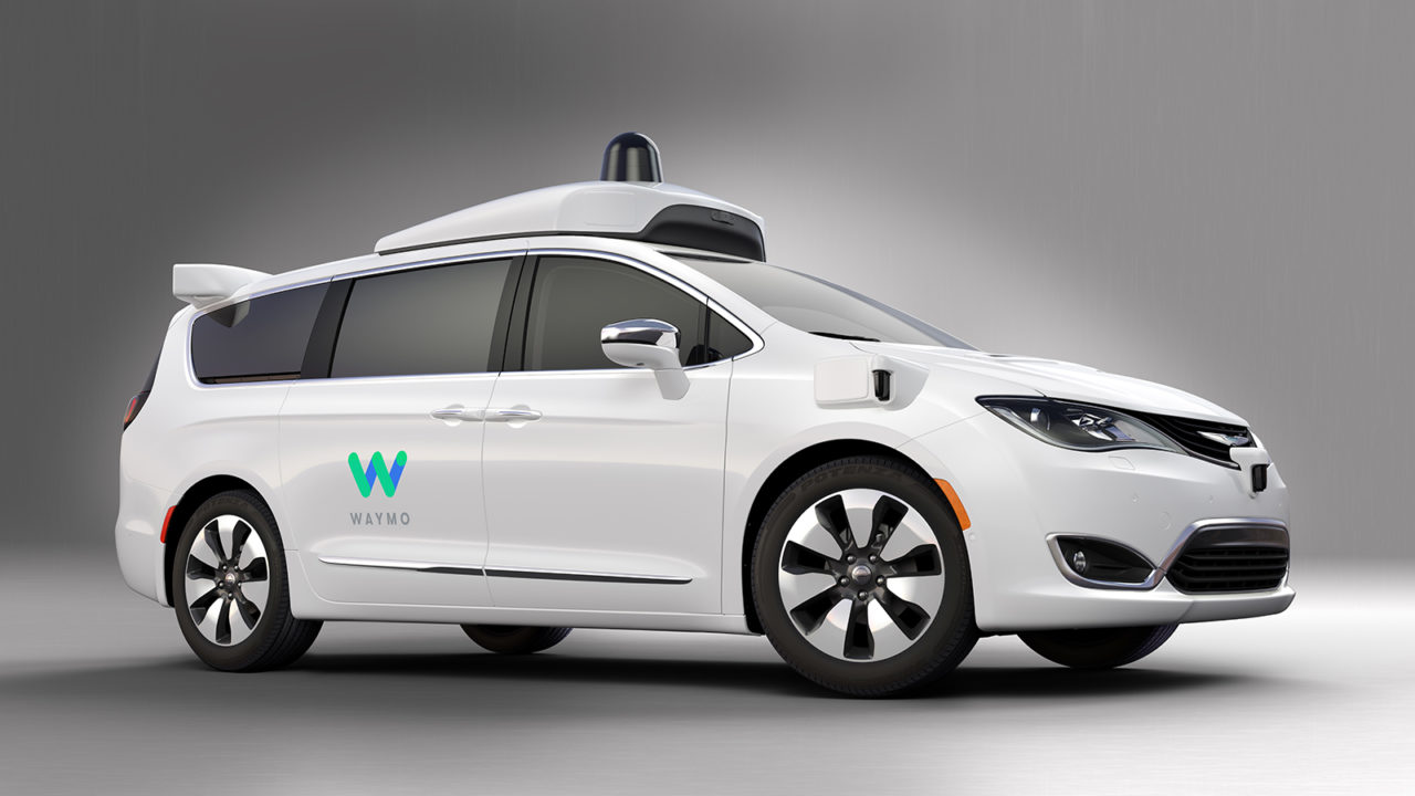 Waymo Pacifica