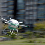 Vittal presentó un drone capaz de salvar vidas