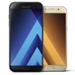 Galaxy A7, A5 y A3: Samsung pone más diseño en la gama media