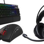 HyperX, con nuevos teclados, mouse y auriculares