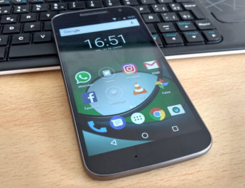 Review: Moto G4