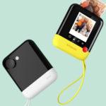 Polaroid presentó Pop, una cámara para imprimir fotos como en las viejas instantáneas