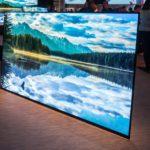 El primer TV OLED de Sony emite el audio a través de la pantalla